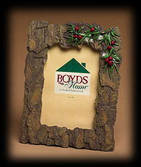 Old Forest Berry Frame Boyds Bear