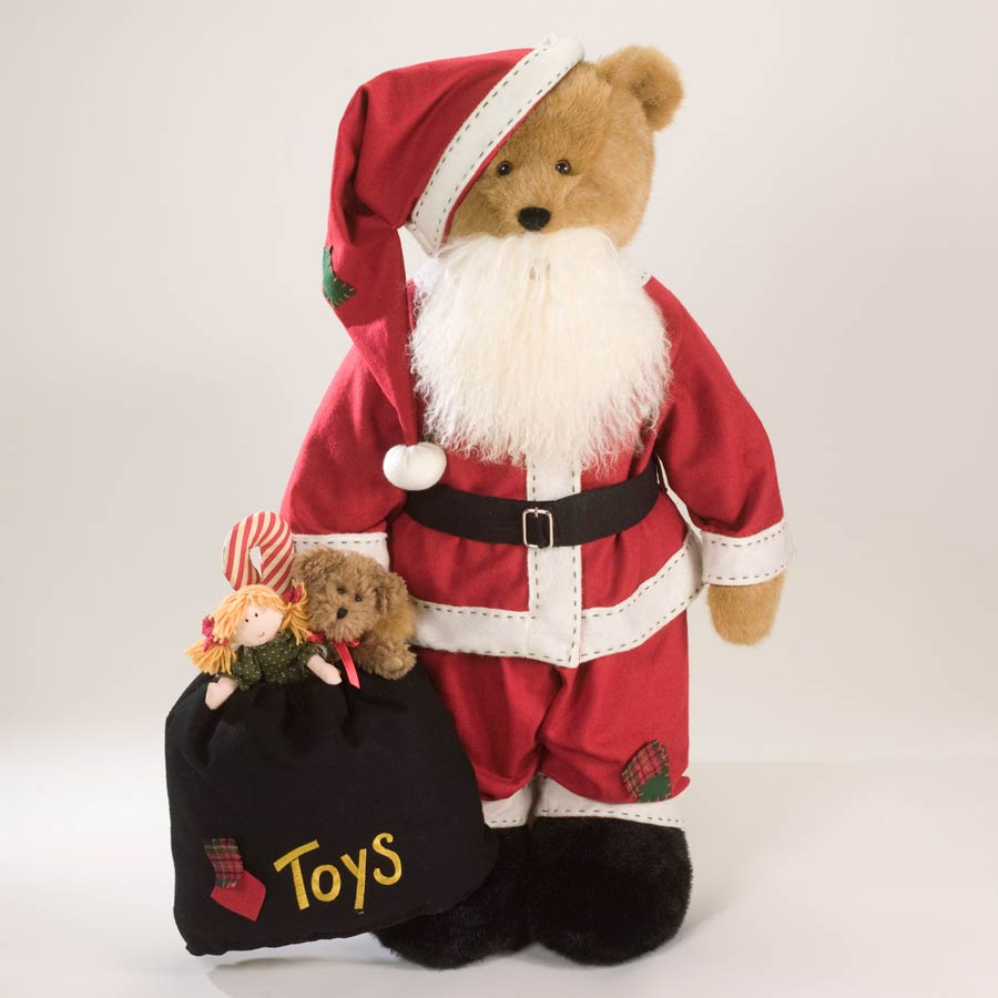 Old Saint Nick Boyds Bear