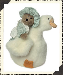 Olde Mother Goose & Co. Boyds Bear