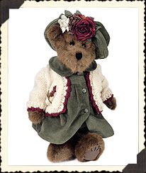 Olive T. Leafowitz Boyds Bear