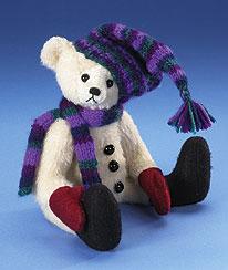 Oliver B. Schutterbear Boyds Bear