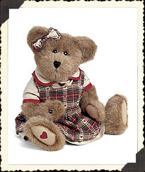 Olivia Beariluved Boyds Bear