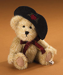Olivia Heartlee Boyds Bear