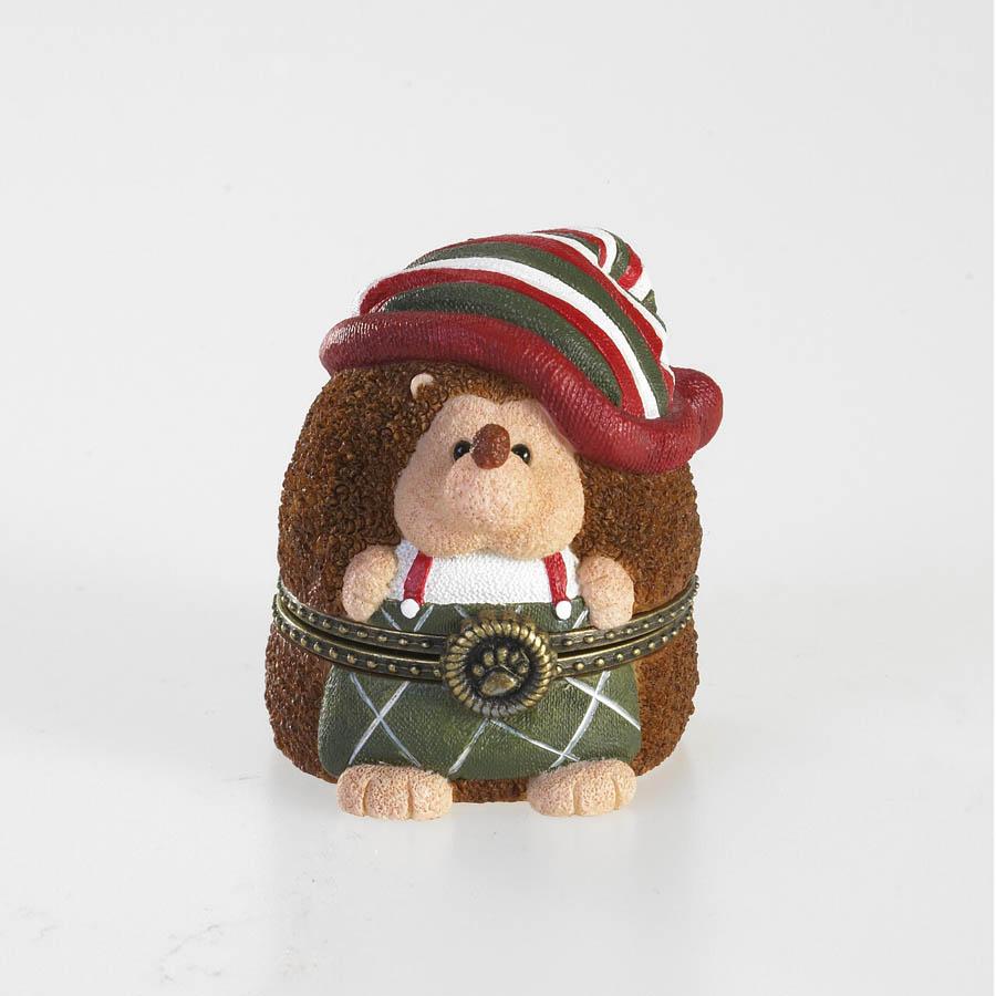 Ollie Hedge 'n Claus Boyds Bear