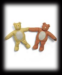 Orange Marmalade & Sunshine Snap Bears Boyds Bear