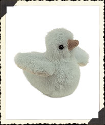 Pale Blue Chicklet Boyds Bear