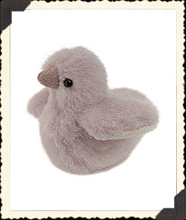 Pale Pink Chicklet Boyds Bear