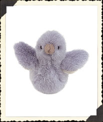 Pale Purple Chicklet Boyds Bear