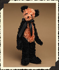 Panda-boo Woodsley Boyds Bear