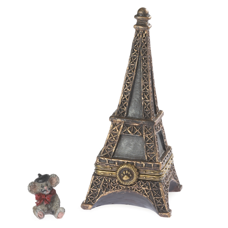 Paris's Splendor With Frenchie Mcnibble Boyds Bear