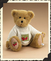 Patches P. Strawbeary Boyds Bear