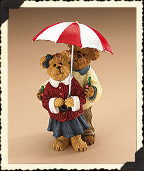 Patricia And Kenneth...rainy Days And Sunny Hearts Boyds Bear