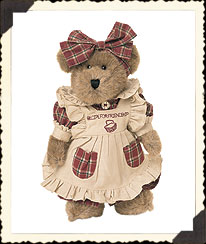 Patricia Cooksbeary Boyds Bear
