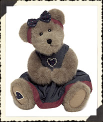 Patricia P. Bearheart Boyds Bear