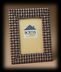 Patriotic Picture Frame Boyds Bear