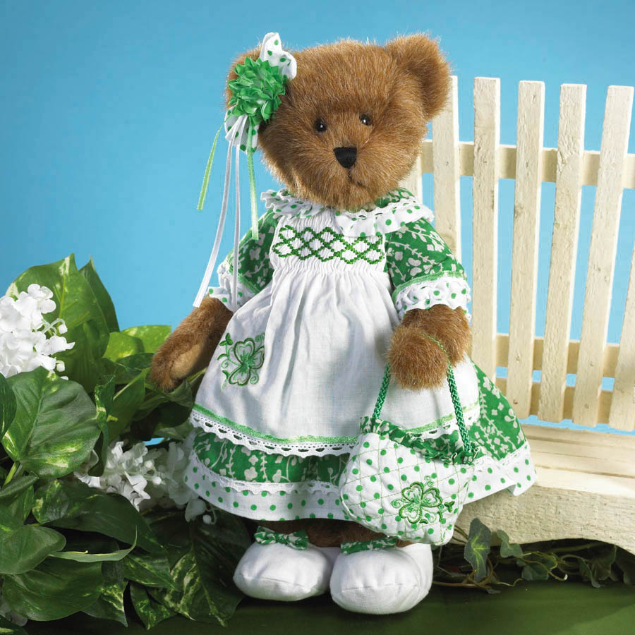 Pattie Mcbearsley Boyds Bear