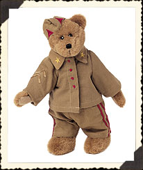 Patton Q. Jodibear Boyds Bear