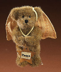 Peace Boyds Bear