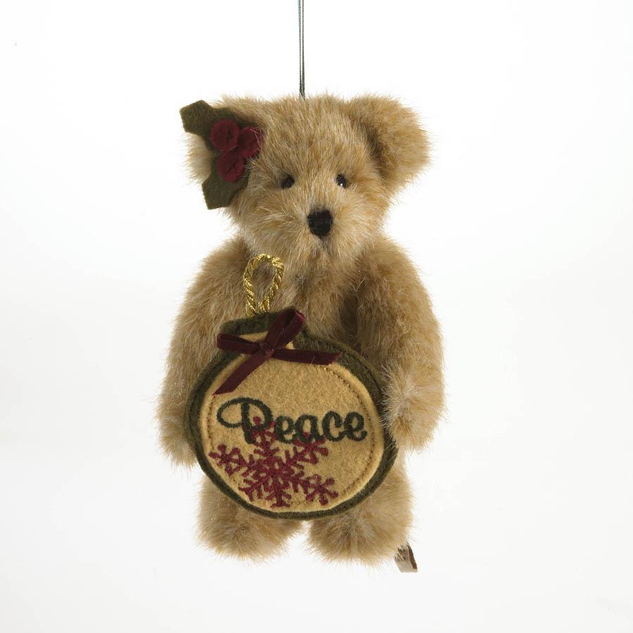 Peace Boyds Bear