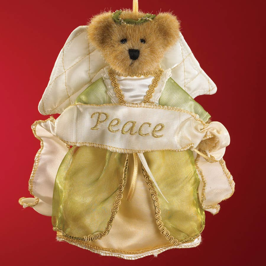 Peace Angelbless Boyds Bear