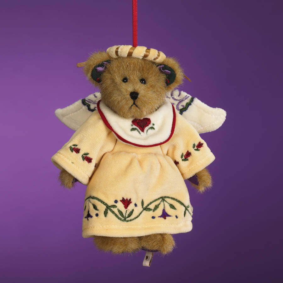 Peace On Earth Ornament Boyds Bear