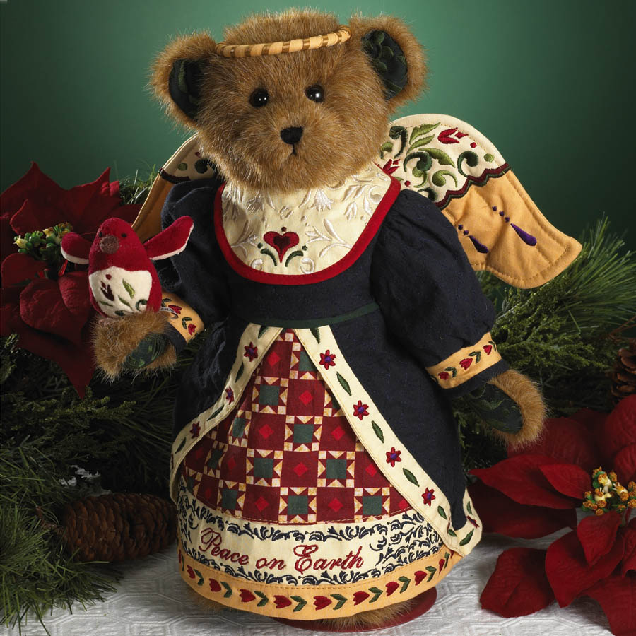 Peace On Earth Boyds Bear