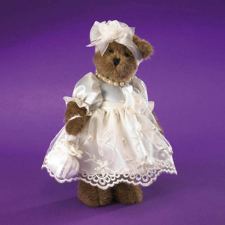 Pearl Gembeary Boyds Bear