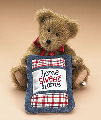 Fashion Families - Homespun Boyds Bears