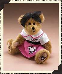 Peggy Sue Remember When Boyds Bear