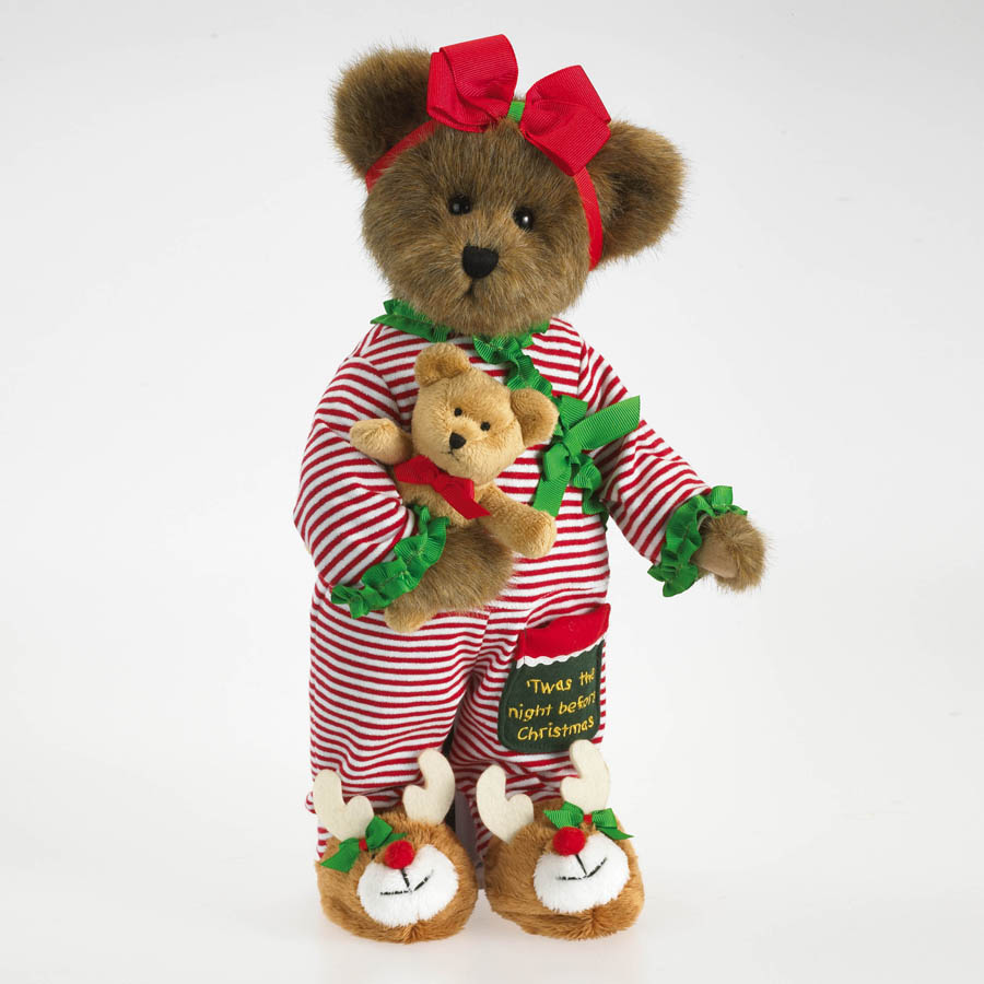 Peppermint Goodfriend With Patty Boyds Bear