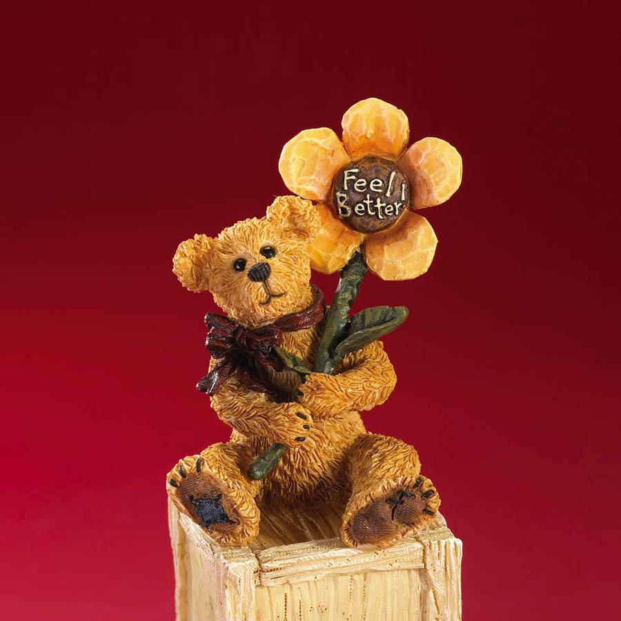 Petals Boyds Bear