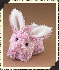 Pink Lil' Hop Bunny Boyds Bear