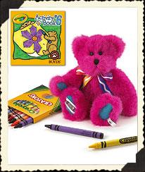 Pinkie B. Sweet Boyds Bear