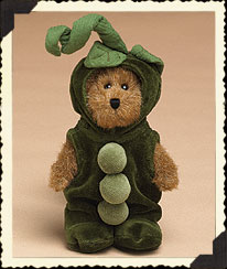 Polly Peapod Boyds Bear