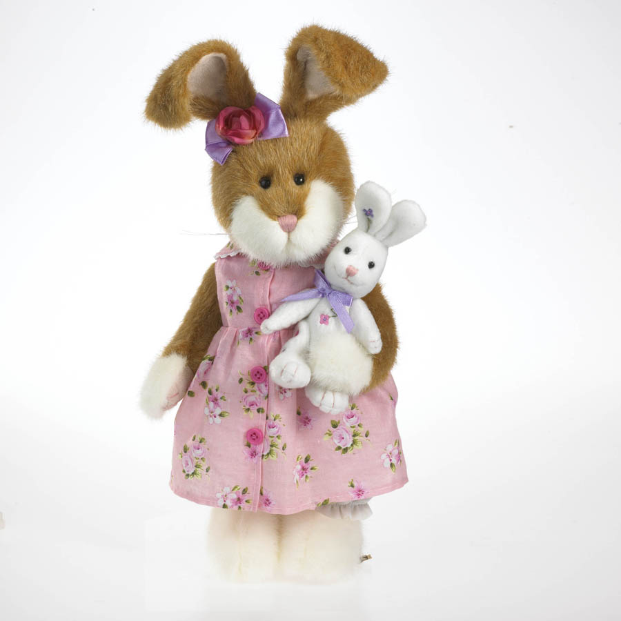 Polly Springfield And Cottontail Boyds Bear