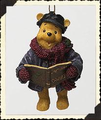 Pooh Ornament Boyds Bear
