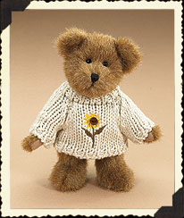 Posey P. Bearybloom Boyds Bear