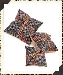 Potter's Patchwork Pillows Boyds Bear