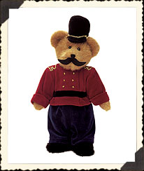 Prince Harry B. Nutcracker Boyds Bear