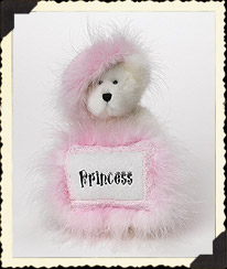 Princess Nicole Bearyspoiled Boyds Bear