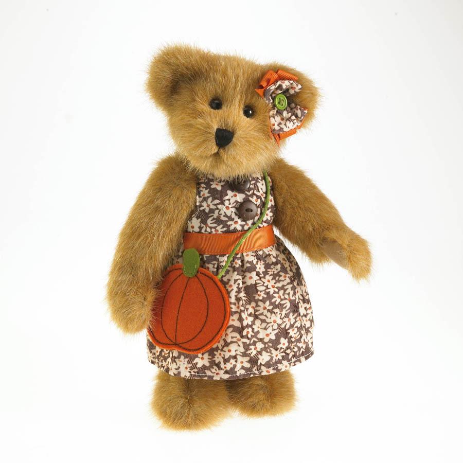 Prissy Punkinbeary Boyds Bear