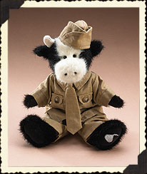 Private D. Ration Boyds Bear