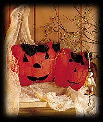Pumpkin Pals Boyds Bear