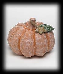Pumpkin Patch (orange) Boyds Bear