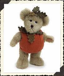 Punkin B. Beary Boyds Bear