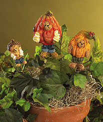 Punky, Ghourdy & Corny Boyds Bear