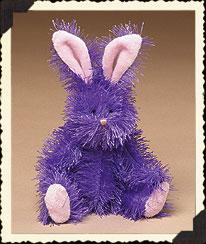 Purple Bloomin' Bunny Boyds Bear
