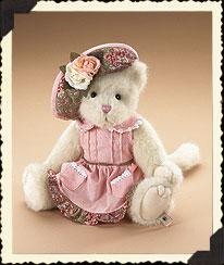 Purr-lee Paisley Boyds Bear