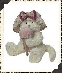 Purrcilla P. Sugarcone Boyds Bear