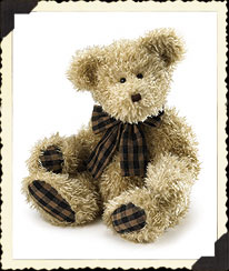 Quincy P. Mcbearsen - April 2005 Boyds Bear